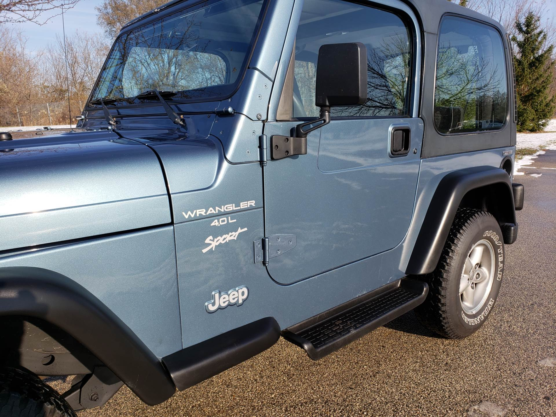 1999 Jeep® Wrangler Sport in Big Bend, Wisconsin - Photo 37