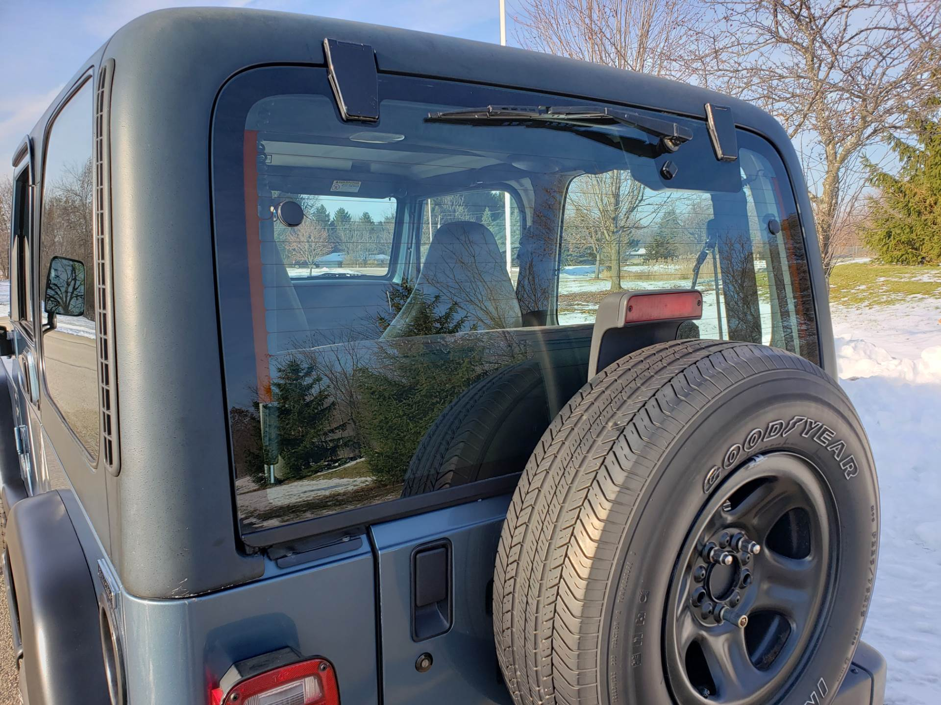 1999 Jeep® Wrangler Sport in Big Bend, Wisconsin - Photo 41