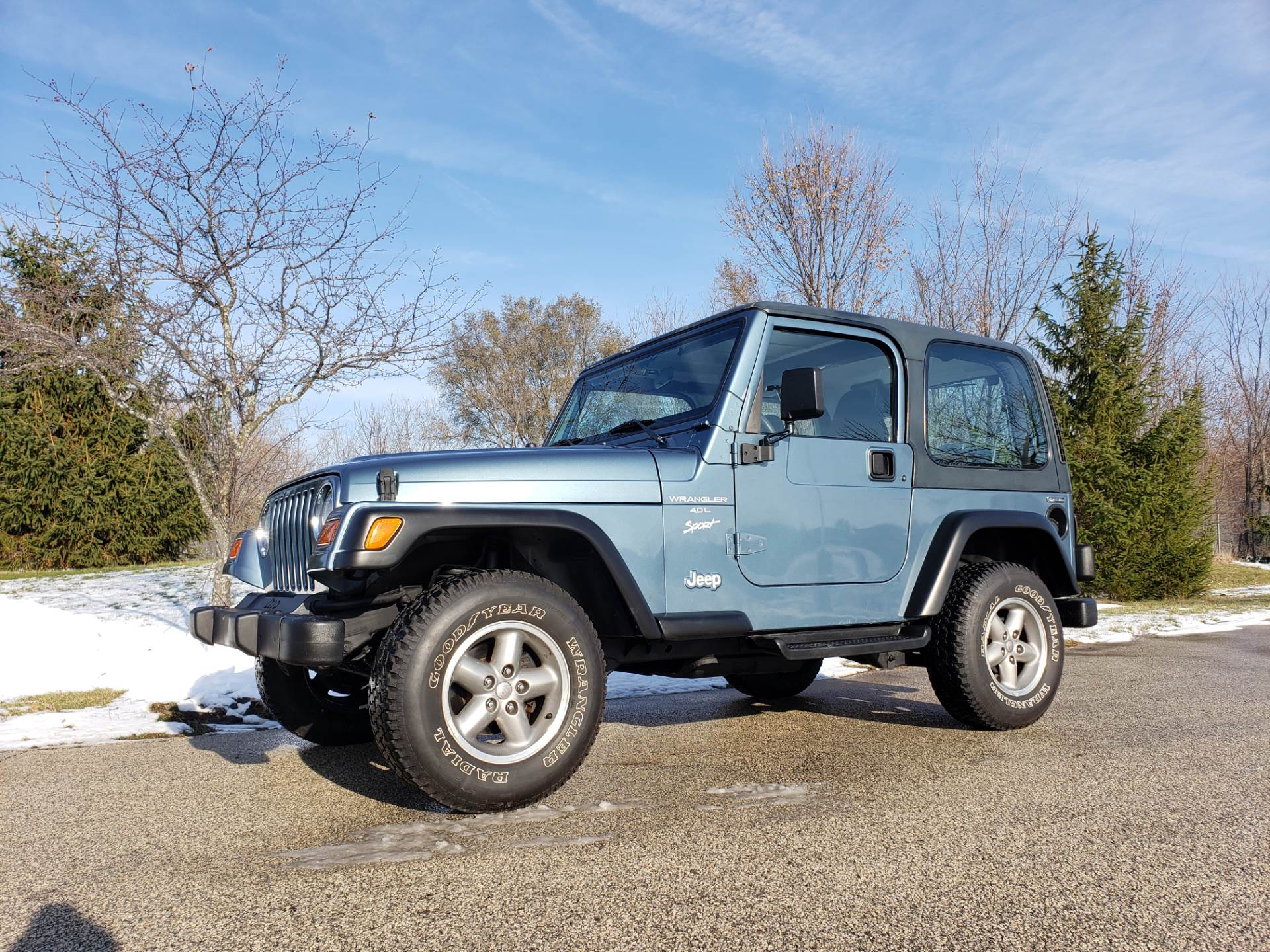 1999 Jeep® Wrangler Sport in Big Bend, Wisconsin - Photo 1