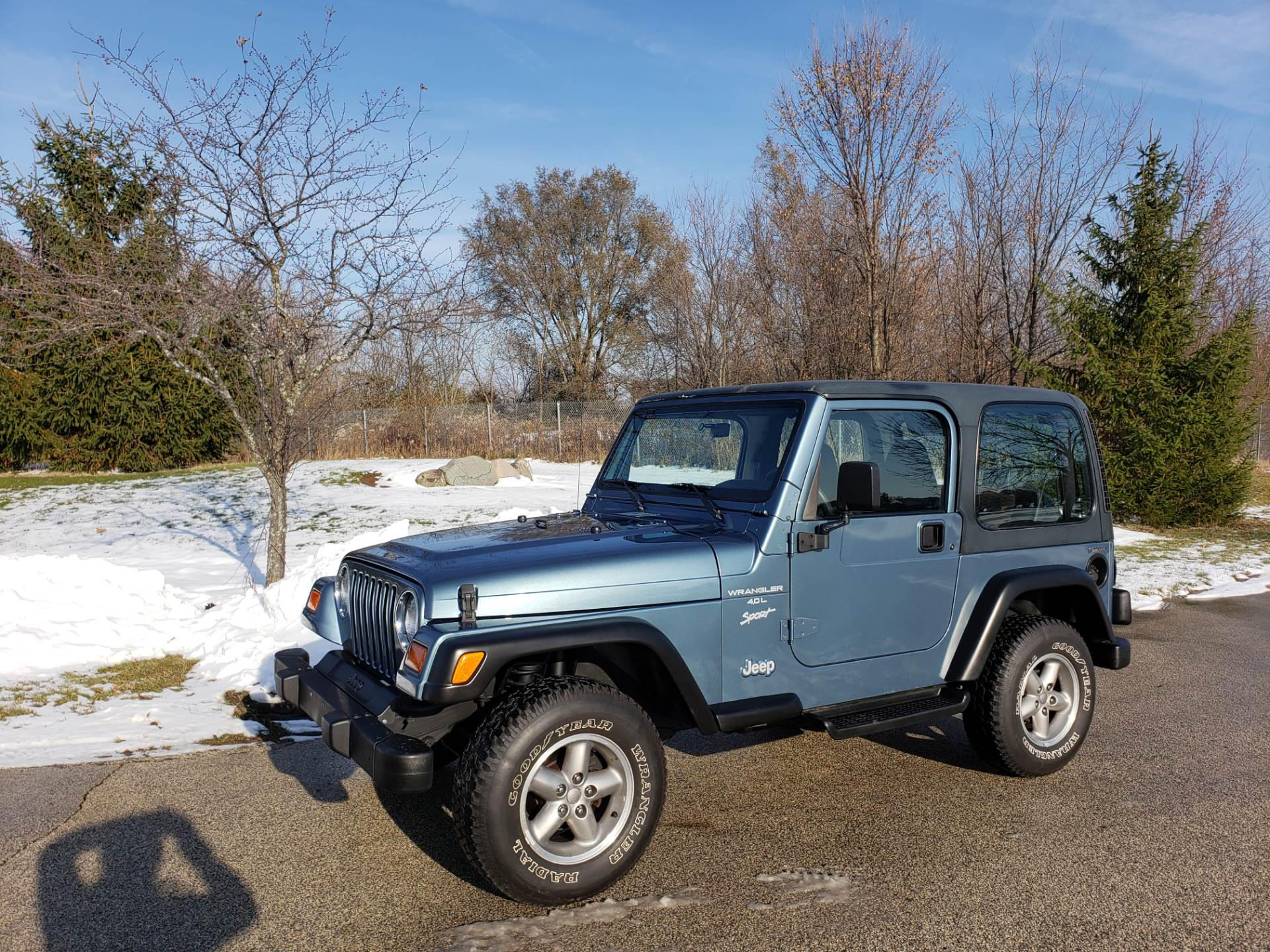 1999 Jeep® Wrangler Sport in Big Bend, Wisconsin - Photo 42