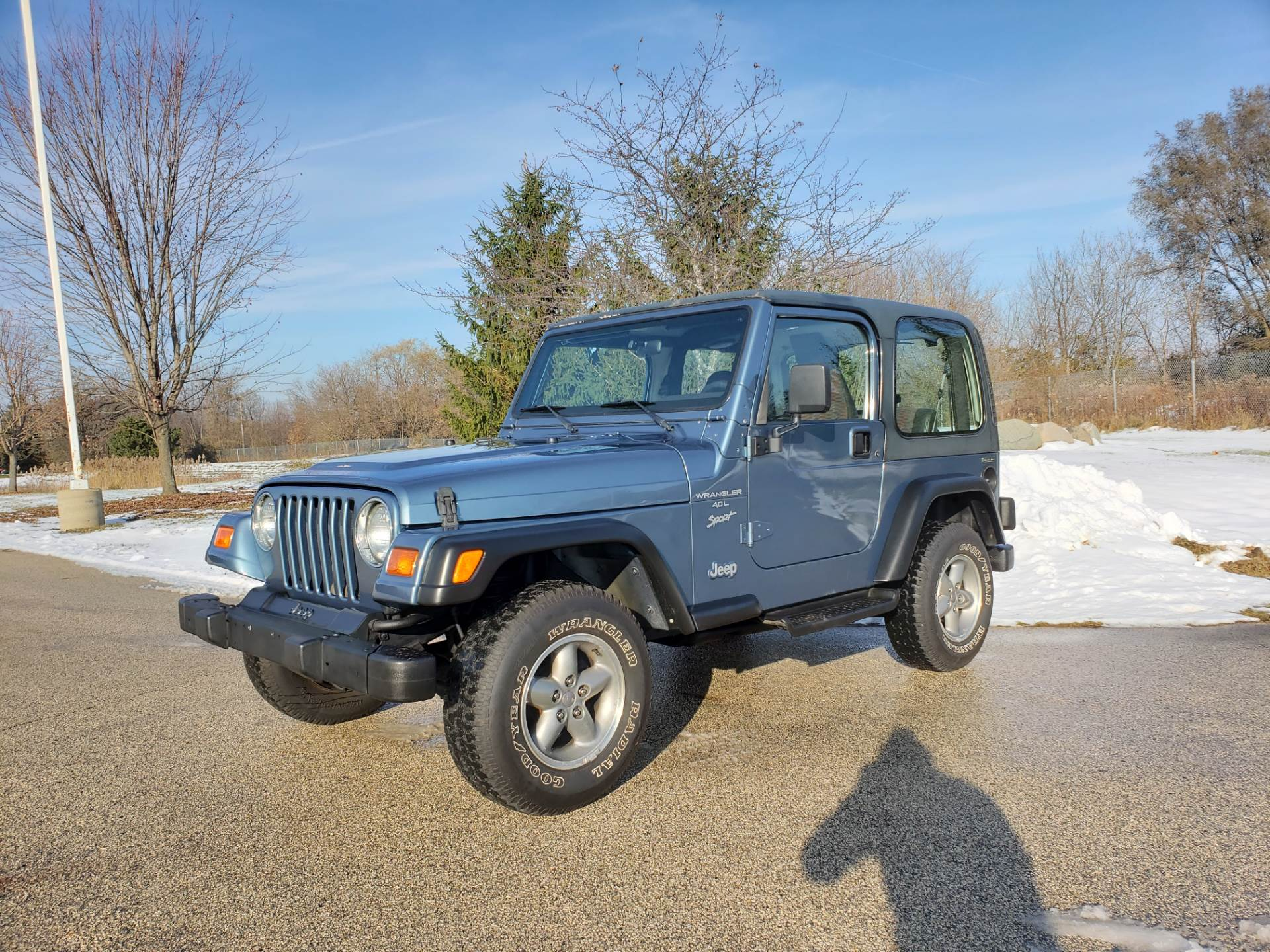 1999 Jeep® Wrangler Sport in Big Bend, Wisconsin - Photo 45