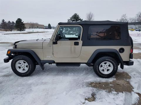 2004 Jeep® Wrangler Unlimited in Big Bend, Wisconsin - Photo 21