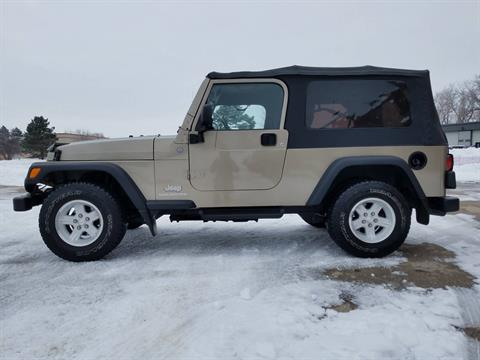 2004 Jeep® Wrangler Unlimited in Big Bend, Wisconsin - Photo 22