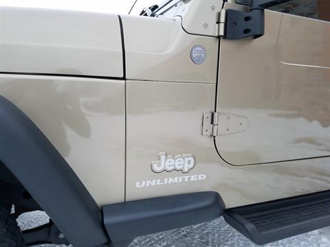 2004 Jeep® Wrangler Unlimited in Big Bend, Wisconsin - Photo 27