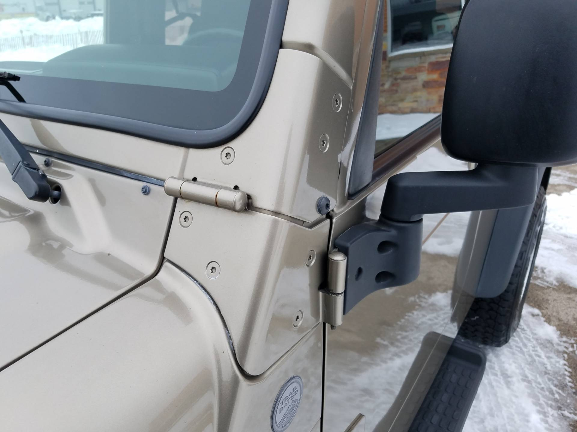 2004 Jeep® Wrangler Unlimited in Big Bend, Wisconsin - Photo 30