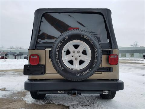 2004 Jeep® Wrangler Unlimited in Big Bend, Wisconsin - Photo 58