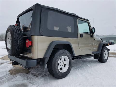 2004 Jeep® Wrangler Unlimited in Big Bend, Wisconsin - Photo 68