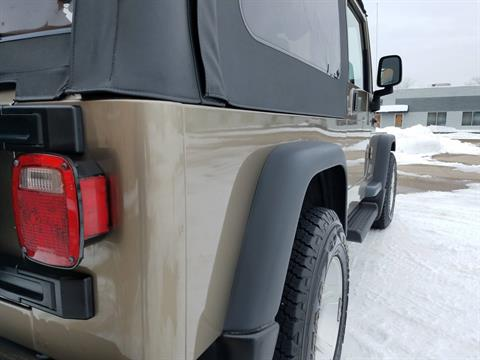 2004 Jeep® Wrangler Unlimited in Big Bend, Wisconsin - Photo 69