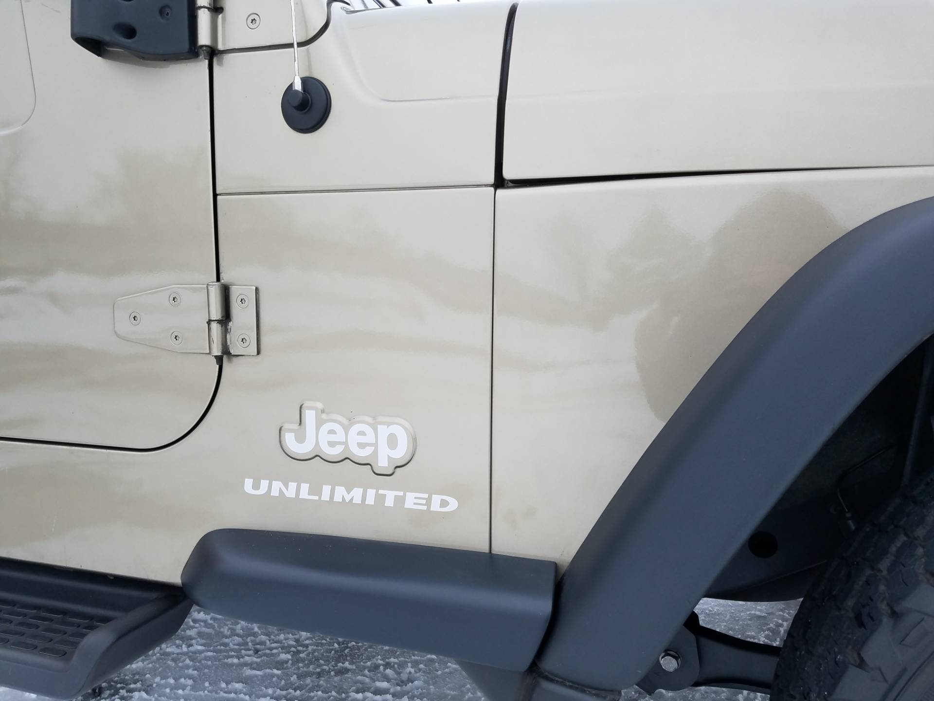 2004 Jeep® Wrangler Unlimited in Big Bend, Wisconsin - Photo 74