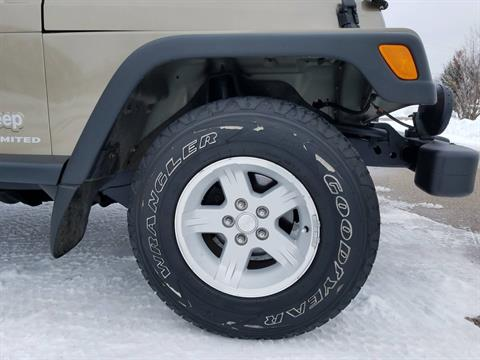2004 Jeep® Wrangler Unlimited in Big Bend, Wisconsin - Photo 75