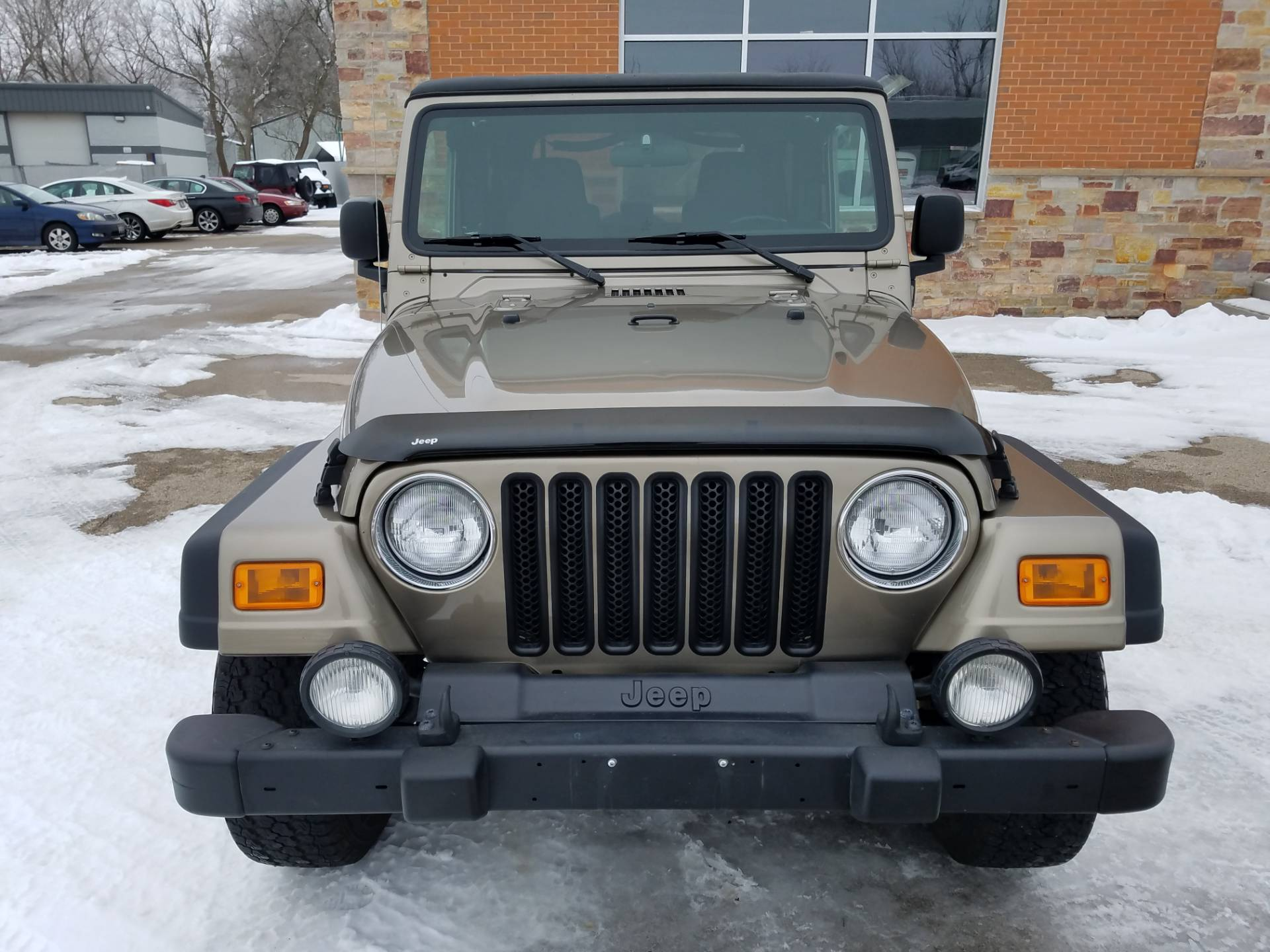 2004 Jeep® Wrangler Unlimited in Big Bend, Wisconsin - Photo 103