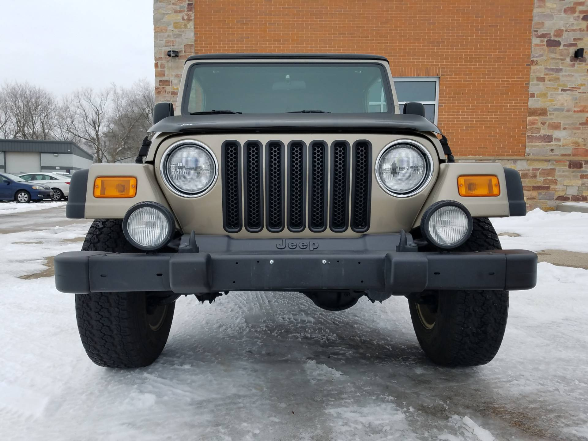 2004 Jeep® Wrangler Unlimited in Big Bend, Wisconsin - Photo 104