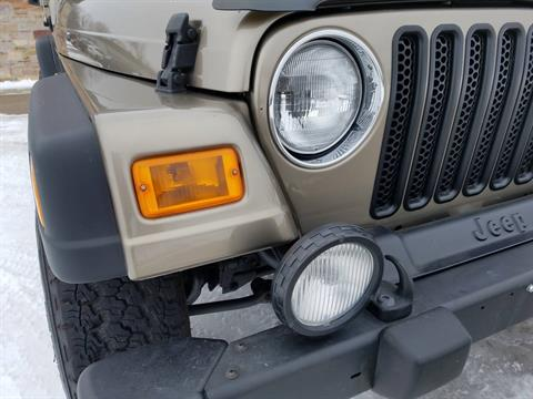 2004 Jeep® Wrangler Unlimited in Big Bend, Wisconsin - Photo 105