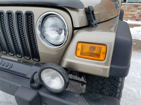 2004 Jeep® Wrangler Unlimited in Big Bend, Wisconsin - Photo 106