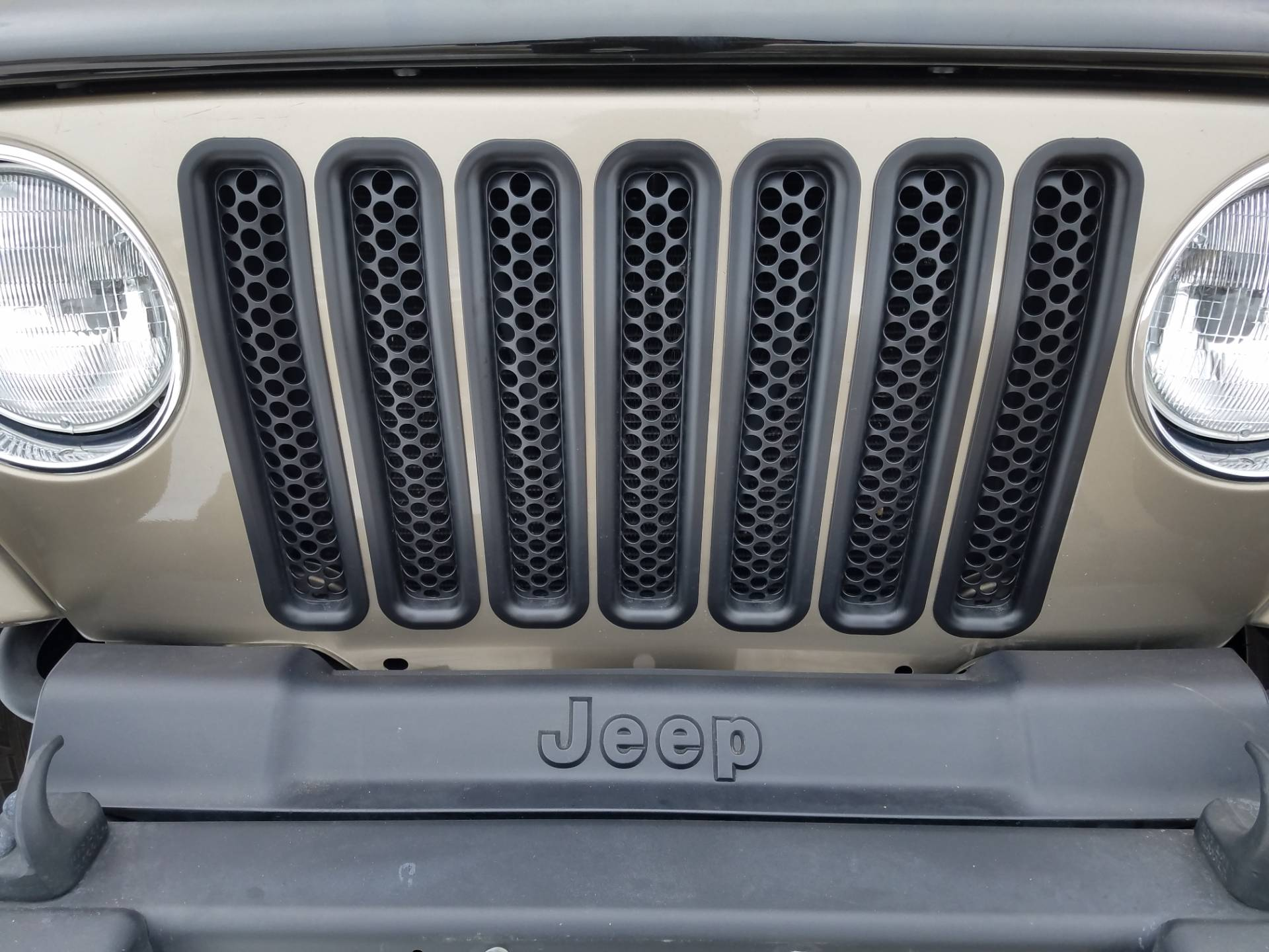 2004 Jeep® Wrangler Unlimited in Big Bend, Wisconsin - Photo 107
