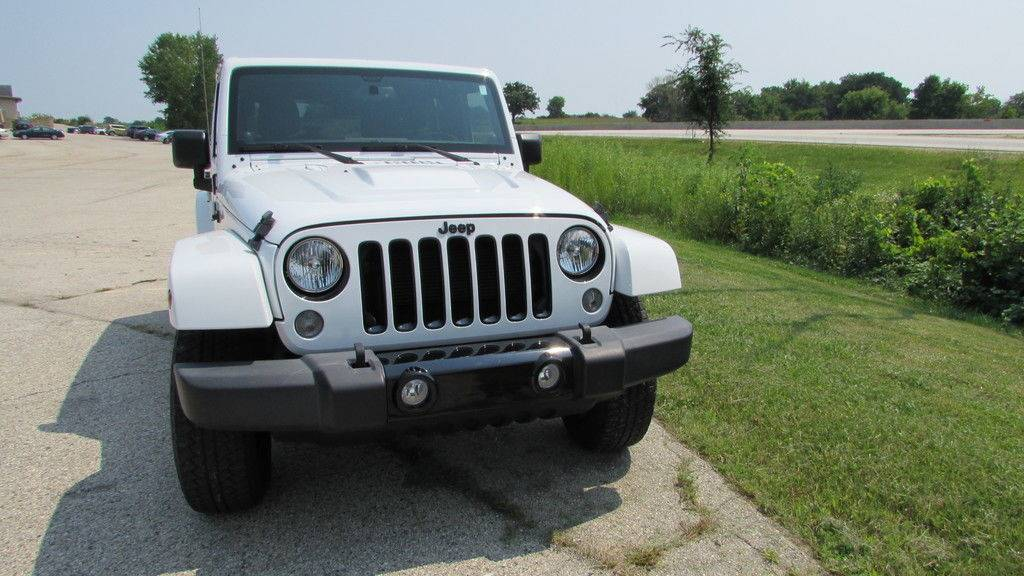 2014 Jeep WRANGLER UNLIMITED POLAR EDITION in Big Bend, Wisconsin - Photo 3