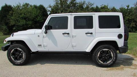 2014 Jeep WRANGLER UNLIMITED POLAR EDITION in Big Bend, Wisconsin - Photo 2