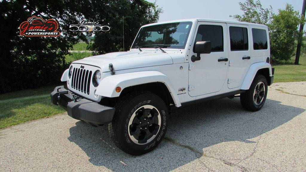 2014 Jeep WRANGLER UNLIMITED POLAR EDITION in Big Bend, Wisconsin - Photo 1