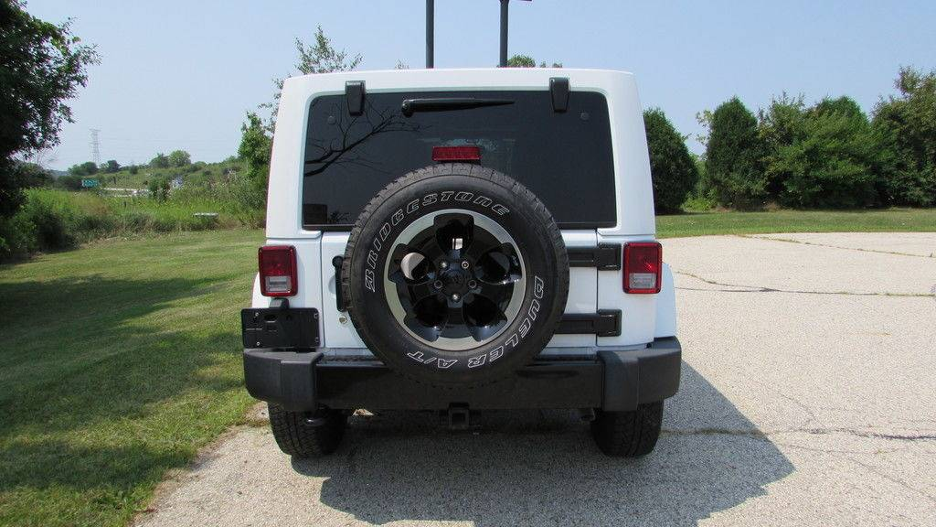 2014 Jeep WRANGLER UNLIMITED POLAR EDITION in Big Bend, Wisconsin - Photo 4