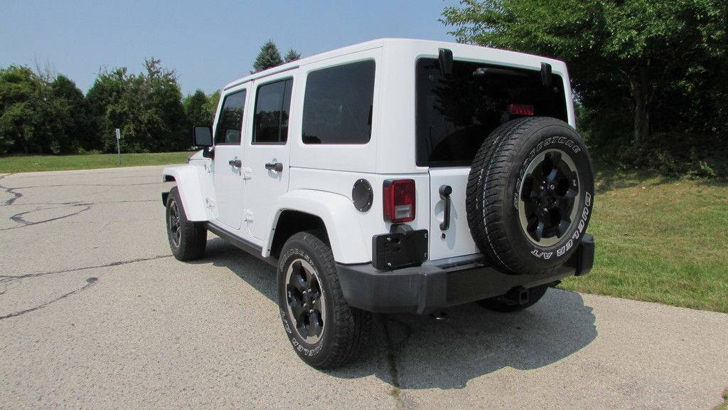 2014 Jeep WRANGLER UNLIMITED POLAR EDITION in Big Bend, Wisconsin - Photo 6