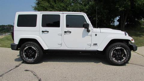 2014 Jeep WRANGLER UNLIMITED POLAR EDITION in Big Bend, Wisconsin - Photo 8