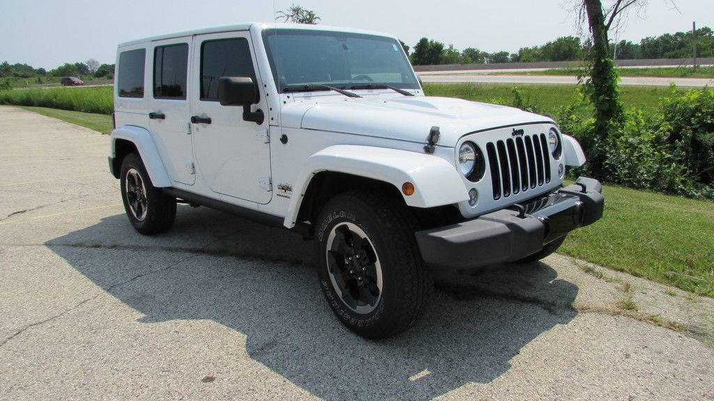 2014 Jeep WRANGLER UNLIMITED POLAR EDITION in Big Bend, Wisconsin - Photo 7