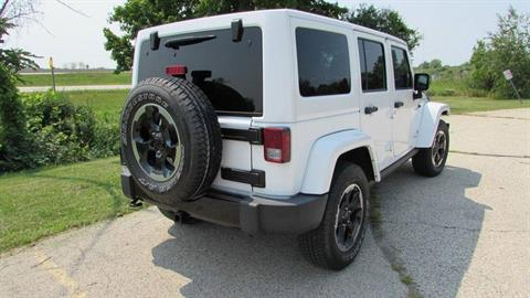 2014 Jeep WRANGLER UNLIMITED POLAR EDITION in Big Bend, Wisconsin - Photo 10
