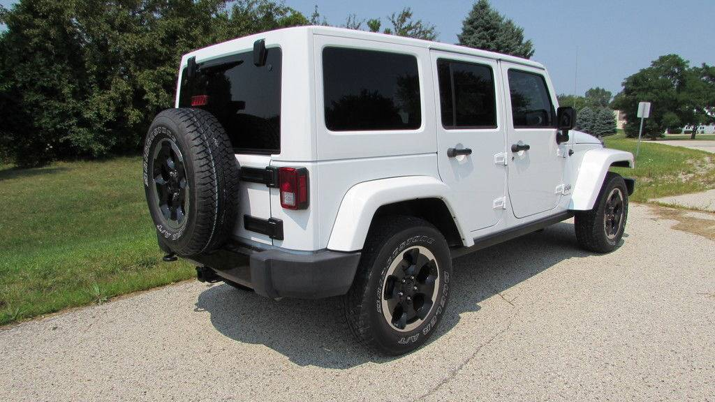 2014 Jeep WRANGLER UNLIMITED POLAR EDITION in Big Bend, Wisconsin - Photo 14