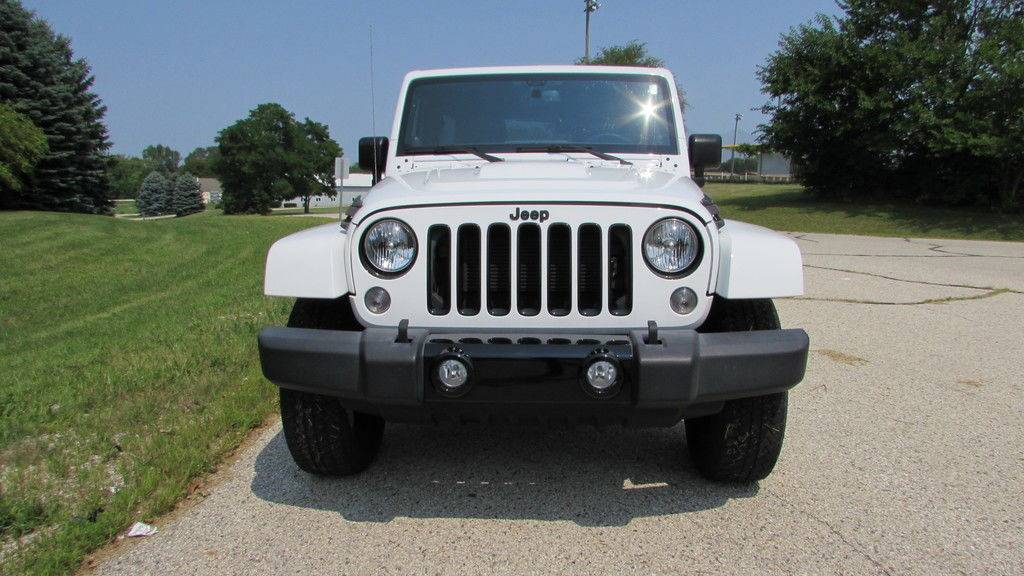 2014 Jeep WRANGLER UNLIMITED POLAR EDITION in Big Bend, Wisconsin - Photo 12