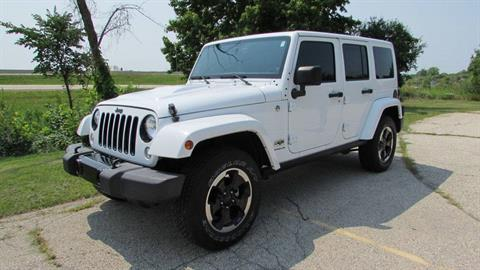 2014 Jeep WRANGLER UNLIMITED POLAR EDITION in Big Bend, Wisconsin - Photo 5