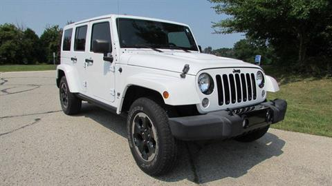 2014 Jeep WRANGLER UNLIMITED POLAR EDITION in Big Bend, Wisconsin - Photo 9