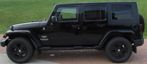 2009 Jeep Wrangler Sahara Limited in Big Bend, Wisconsin - Photo 2