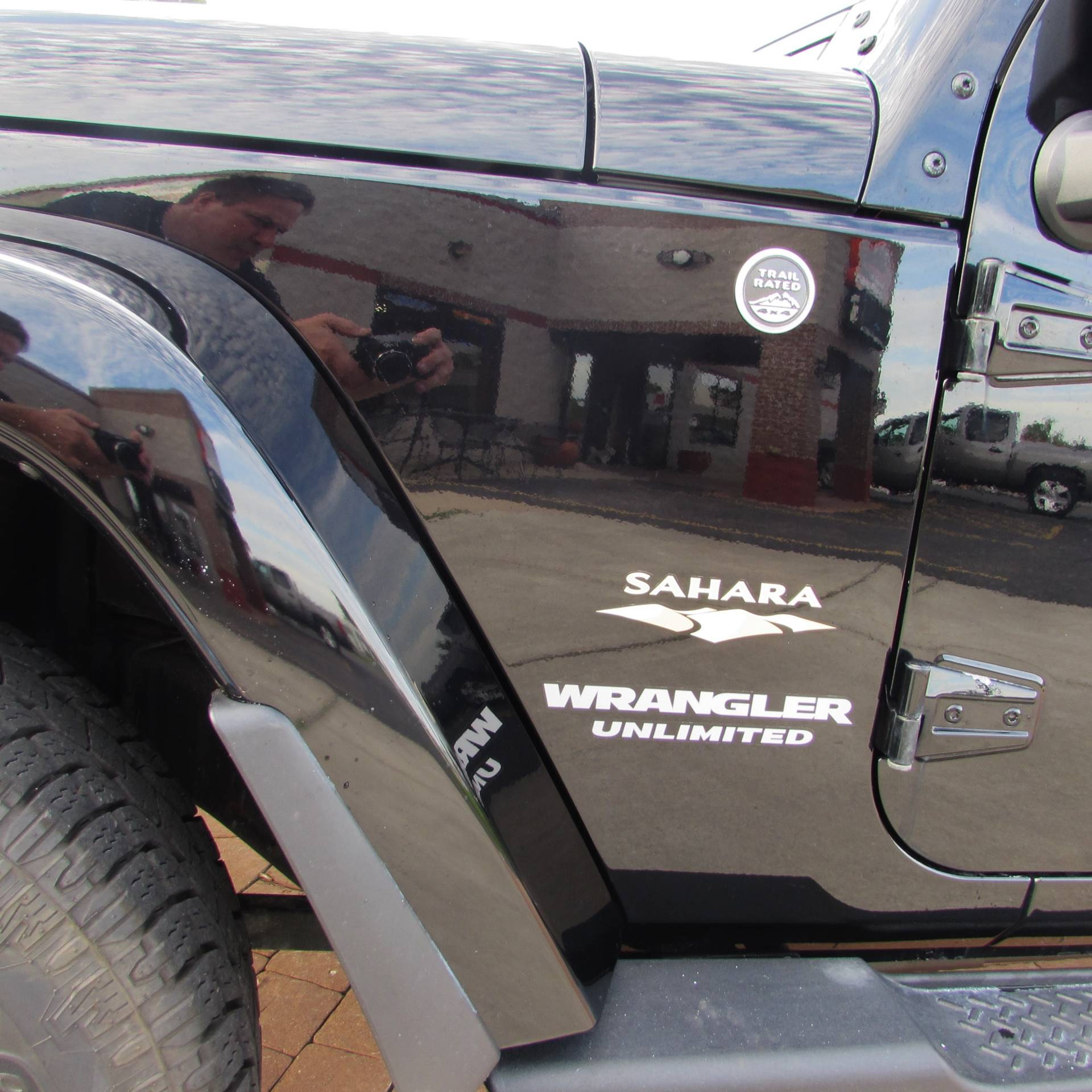 2009 Jeep Wrangler Sahara Limited in Big Bend, Wisconsin - Photo 5