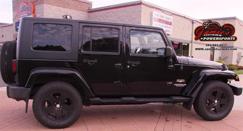 2009 Jeep Wrangler Sahara Limited in Big Bend, Wisconsin - Photo 7