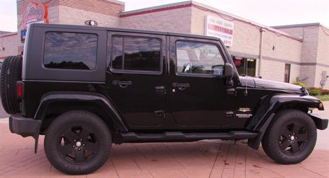 2009 Jeep Wrangler Sahara Limited in Big Bend, Wisconsin - Photo 8
