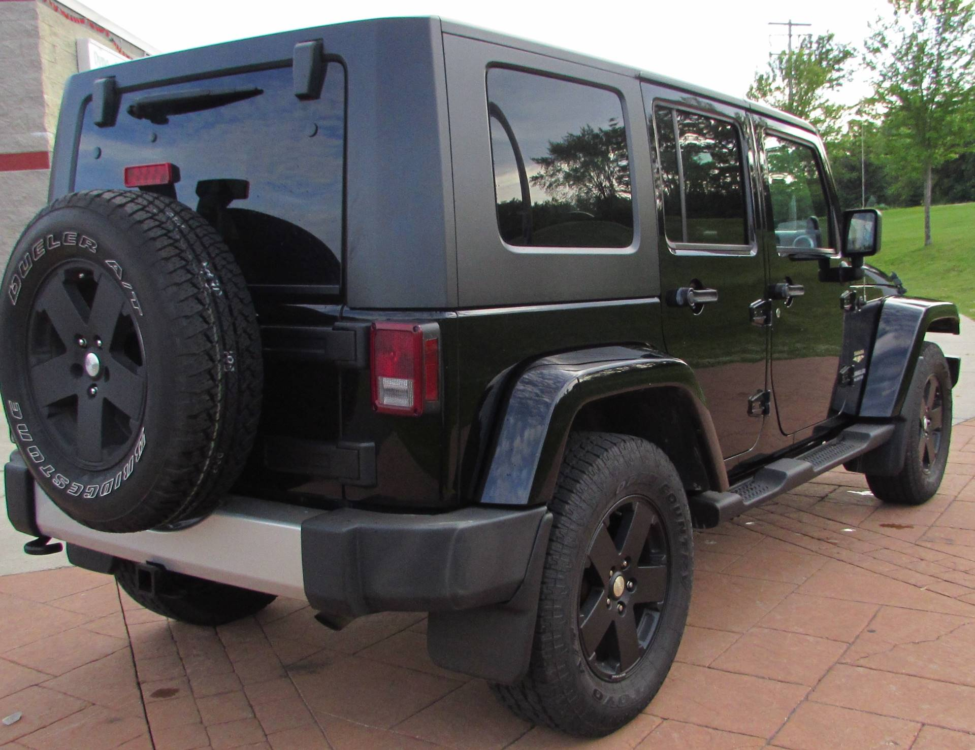 2009 Jeep Wrangler Sahara Limited in Big Bend, Wisconsin - Photo 9