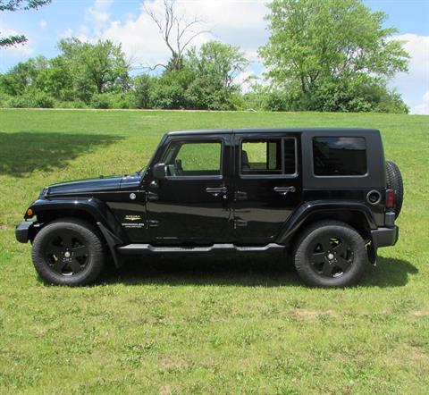 2009 Jeep Wrangler Sahara Limited in Big Bend, Wisconsin - Photo 14