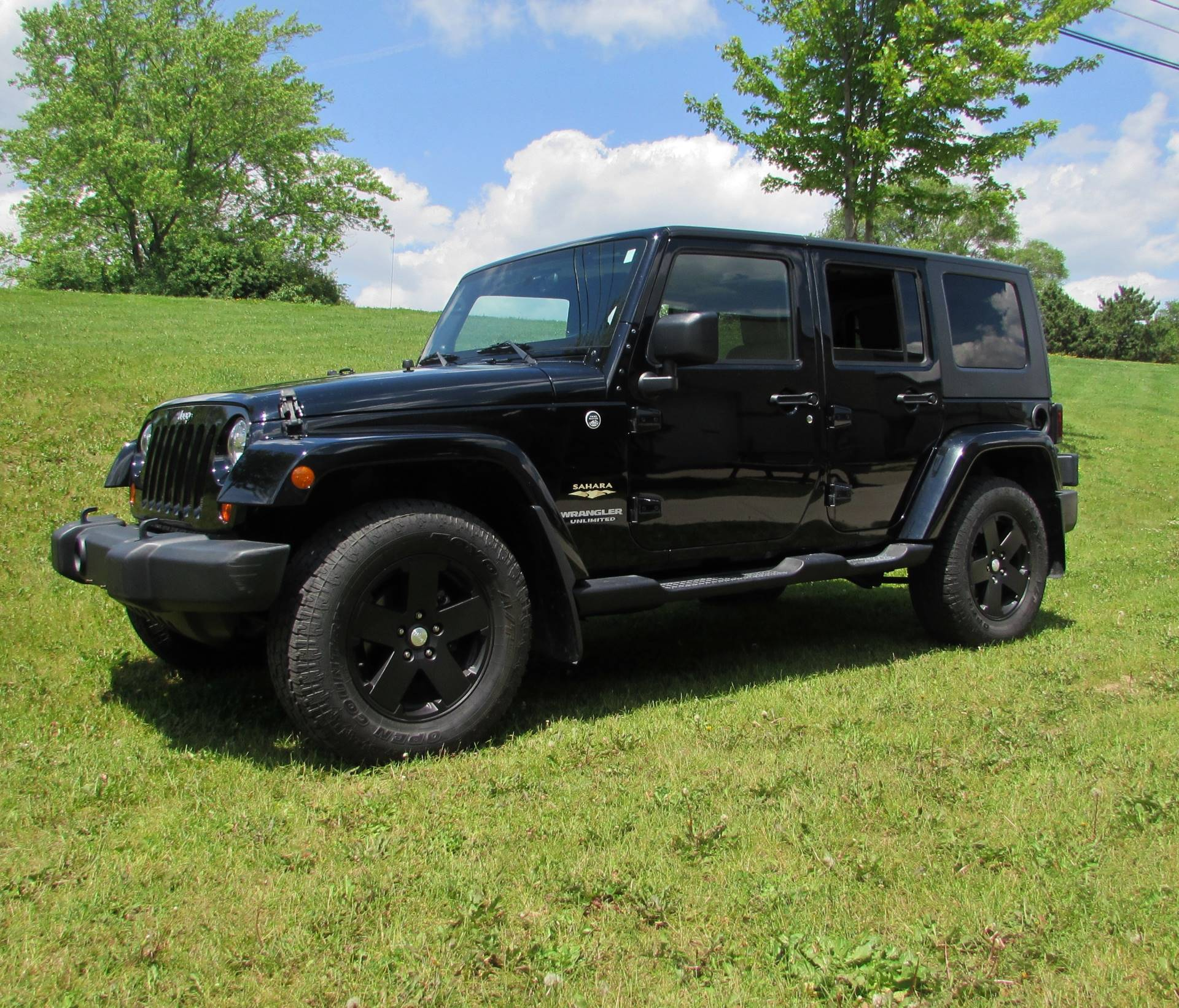 2009 Jeep Wrangler Sahara Limited in Big Bend, Wisconsin - Photo 1
