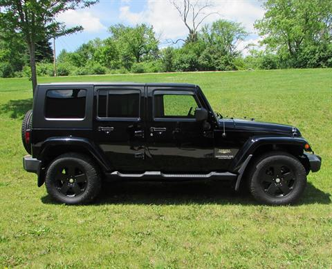 2009 Jeep Wrangler Sahara Limited in Big Bend, Wisconsin - Photo 4
