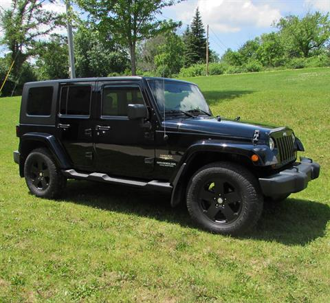 2009 Jeep Wrangler Sahara Limited in Big Bend, Wisconsin - Photo 18