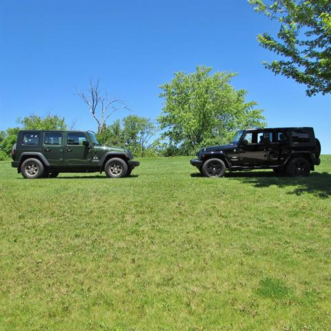 2009 Jeep Wrangler Sahara Limited in Big Bend, Wisconsin - Photo 19