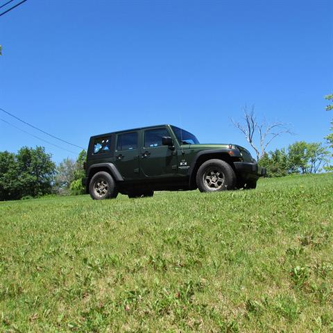 2009 Jeep Wrangler Sahara Limited in Big Bend, Wisconsin - Photo 22