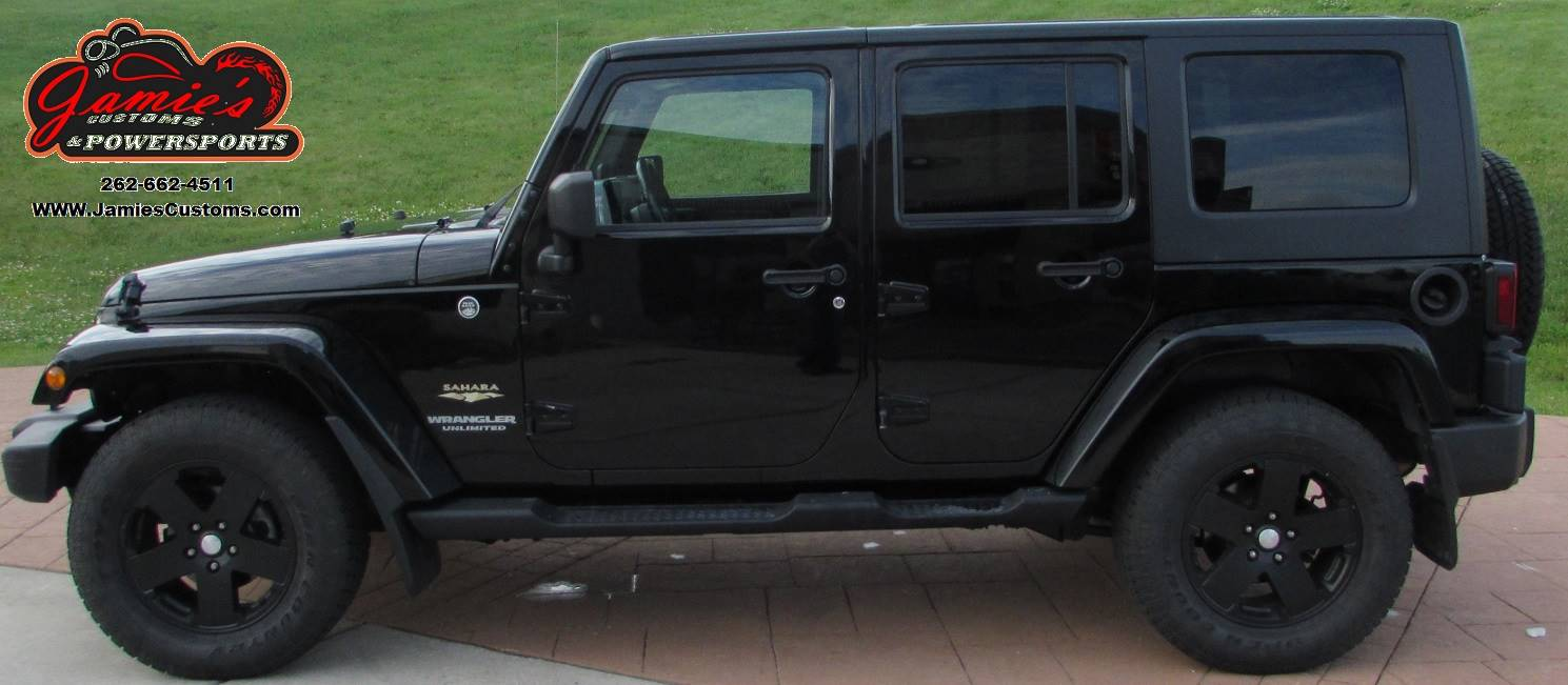 2009 Jeep Wrangler Sahara Limited in Big Bend, Wisconsin - Photo 23