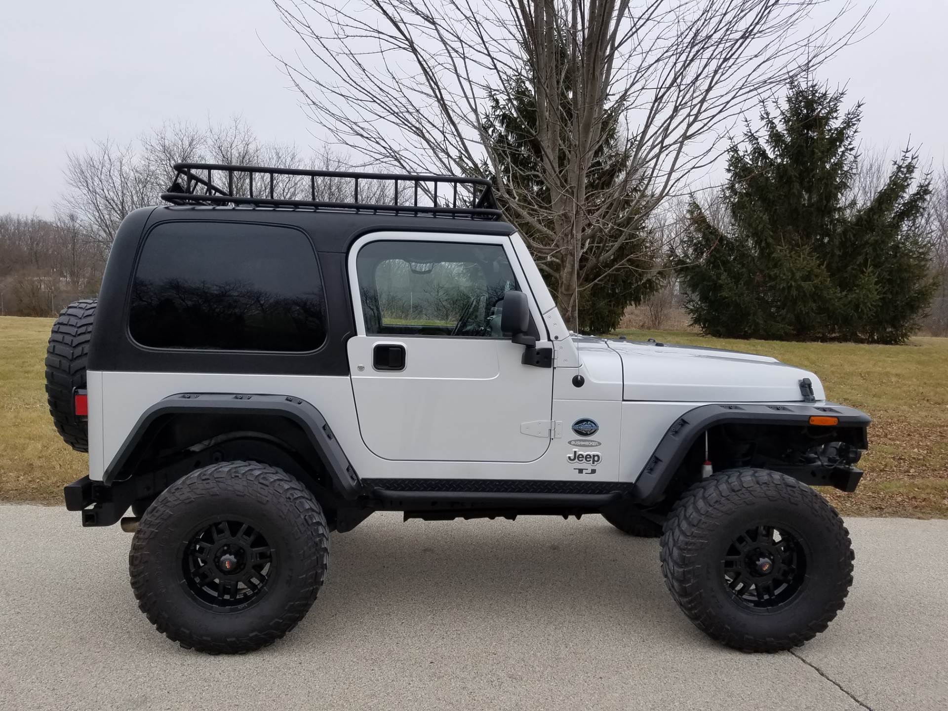 2004 Jeep® Wrangler Sport Rocky Mountain Edition in Big Bend, Wisconsin - Photo 17
