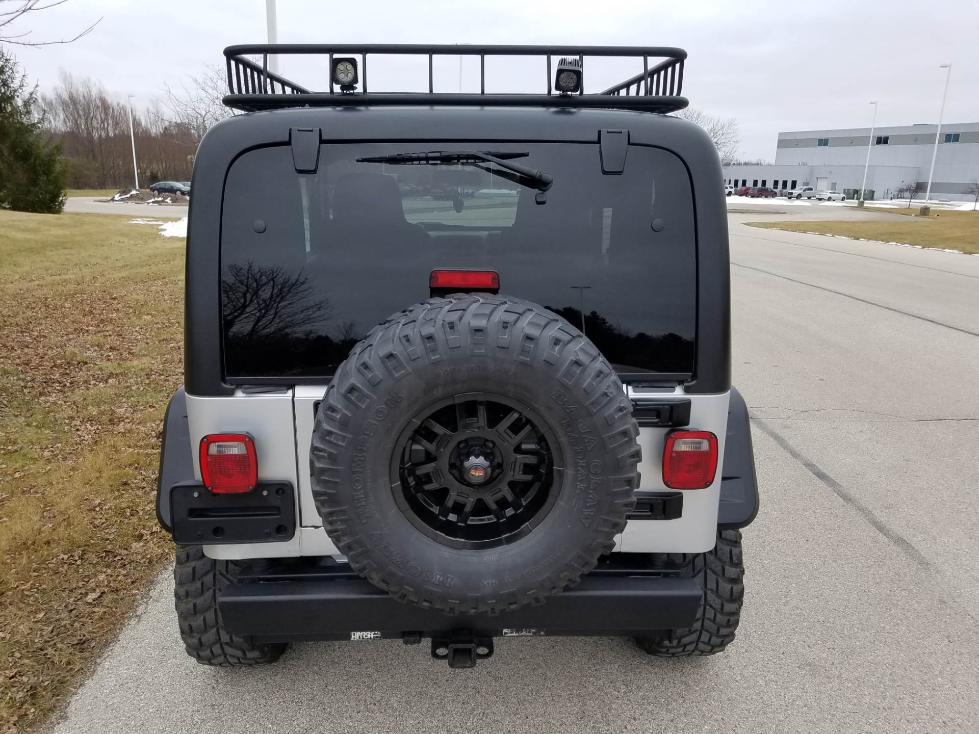 2004 Jeep® Wrangler Sport Rocky Mountain Edition in Big Bend, Wisconsin - Photo 45