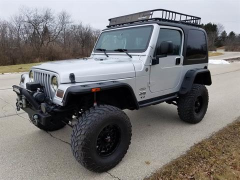 2004 Jeep® Wrangler Sport Rocky Mountain Edition in Big Bend, Wisconsin - Photo 134