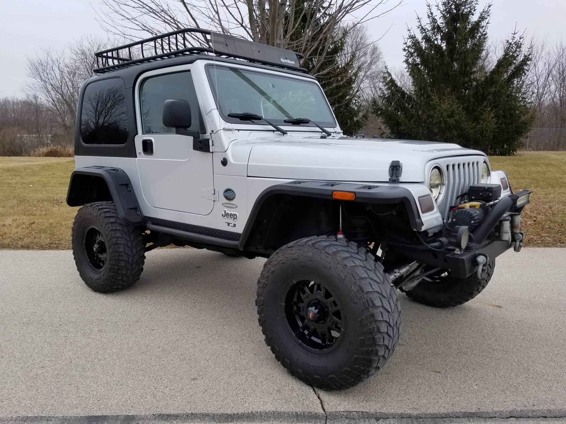 2004 Jeep® Wrangler Sport Rocky Mountain Edition in Big Bend, Wisconsin - Photo 58