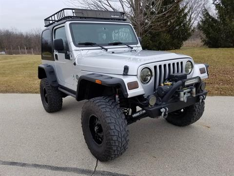 2004 Jeep® Wrangler Sport Rocky Mountain Edition in Big Bend, Wisconsin - Photo 59