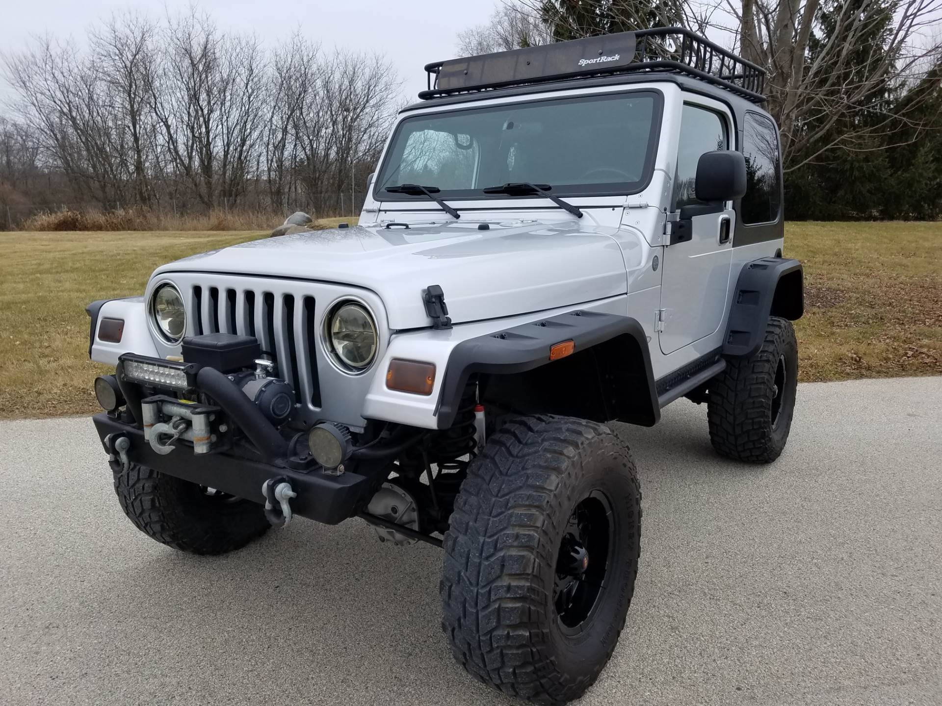 2004 Jeep® Wrangler Sport Rocky Mountain Edition in Big Bend, Wisconsin - Photo 62