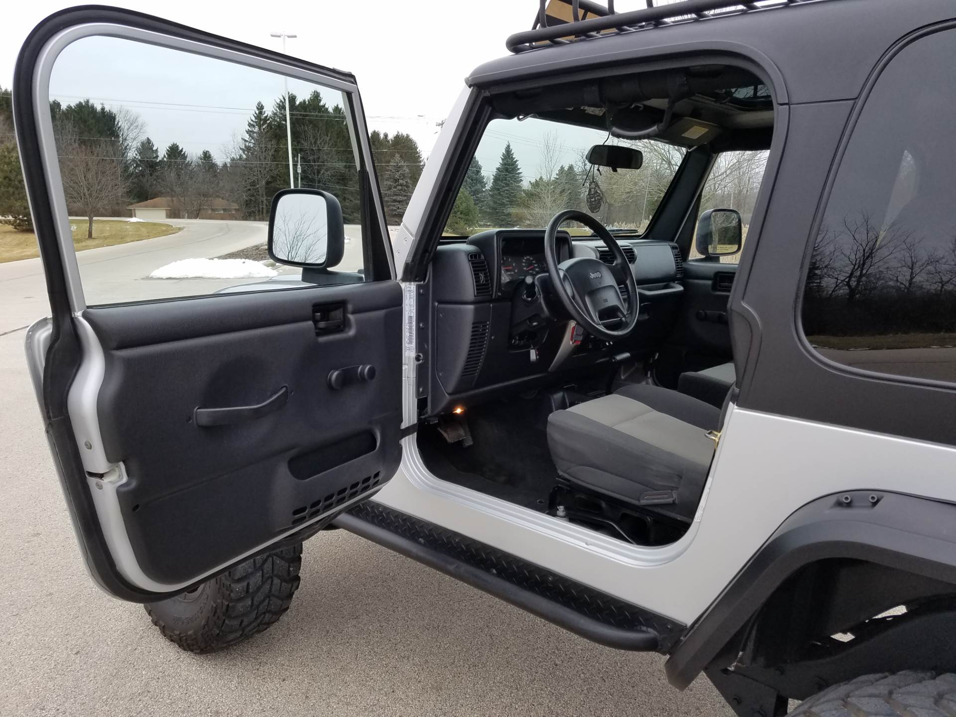 2004 Jeep® Wrangler Sport Rocky Mountain Edition in Big Bend, Wisconsin - Photo 71